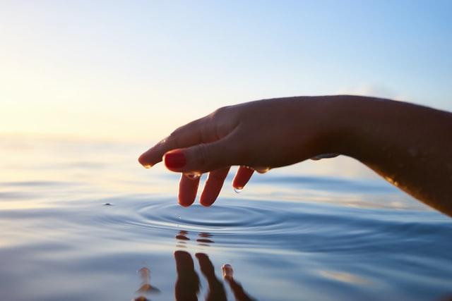 تفسير حلم الماء