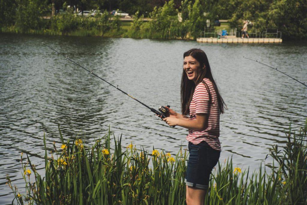 تفسير حلم صيد السمك بالبوصة